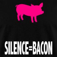 Design ~ SILENCE = BACON!