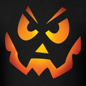 Evil Pumpkin - Men's T-Shirt
