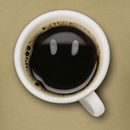 Design ~ Happy Coffee
