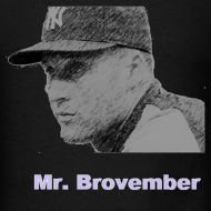 Design ~ Derek Jeter - Mr. Brovember