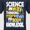 Science - Carl Sagan - Men's T-Shirt by American Apparel
