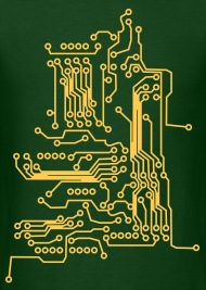 gold circuit board men\u0027s t shirt men\u0027s t shirt