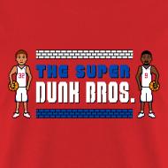 Design ~ The Super Dunk Bros.