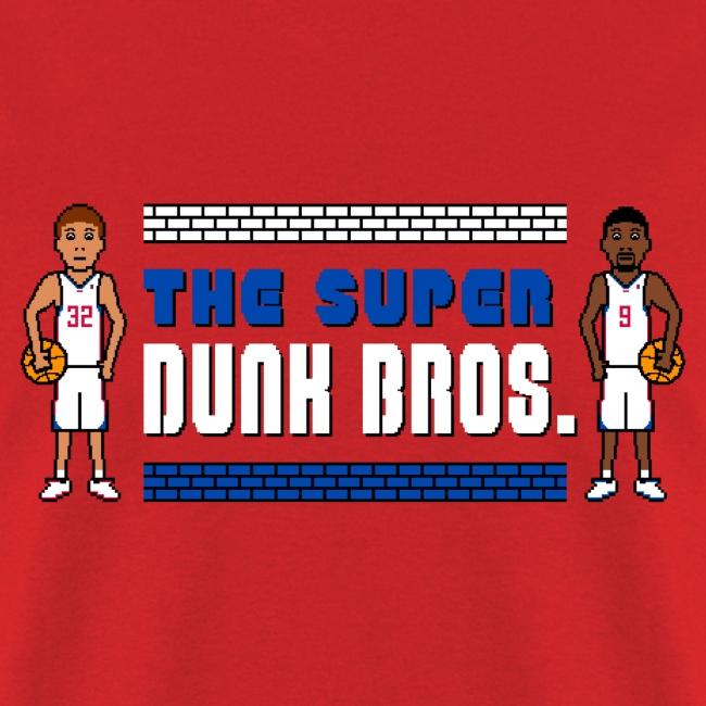The Super Dunk Bros.