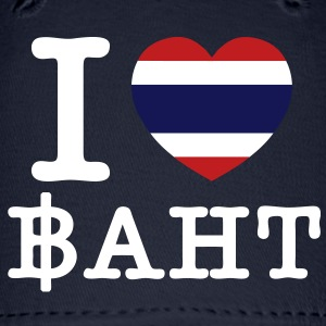 I Heart (Love) Baht - Baseball Cap