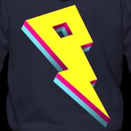 Design ~ Pandoric Fleece Hoodie (Back Logo)