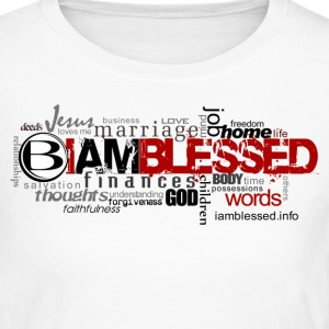 Blessed N Every Area WM - Women's Long Sleeve Jersey T-Shirt