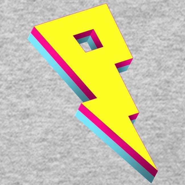Smaller Logo - Crew Neck