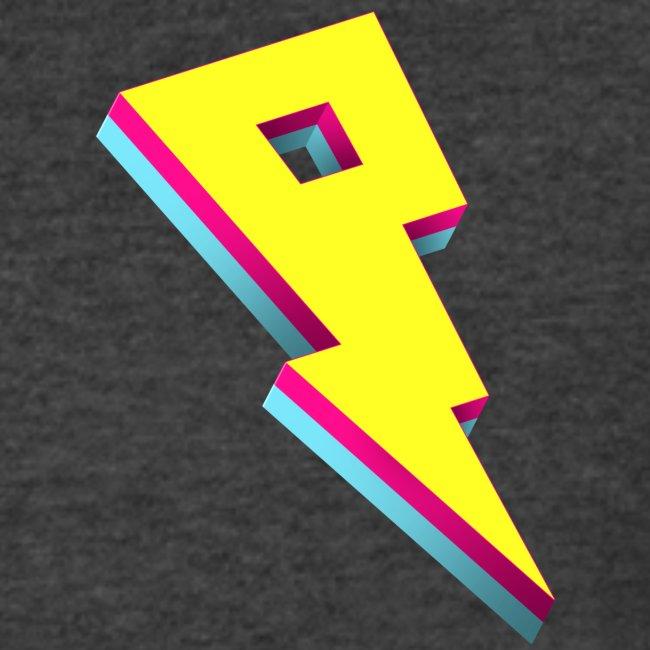 Smaller Logo - V Neck