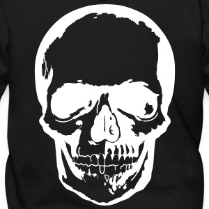 Skull dark Zip Hoodies/Jackets - Men's Zip Hoodie