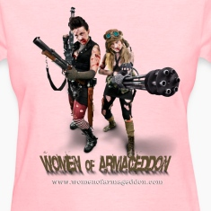 The End Is Near - White Women's T-Shirts
