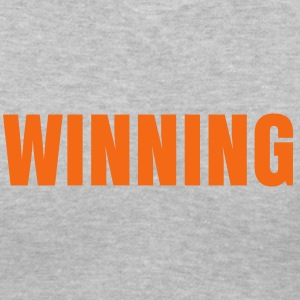 All Tebow Does Is Win - Women's V-Neck T-Shirt