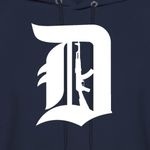 Defend Detroit - Men's Hoodie
