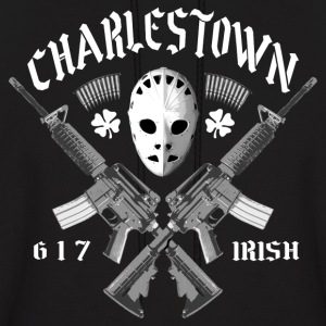 Charlestown 617 Irish - Men's Hoodie