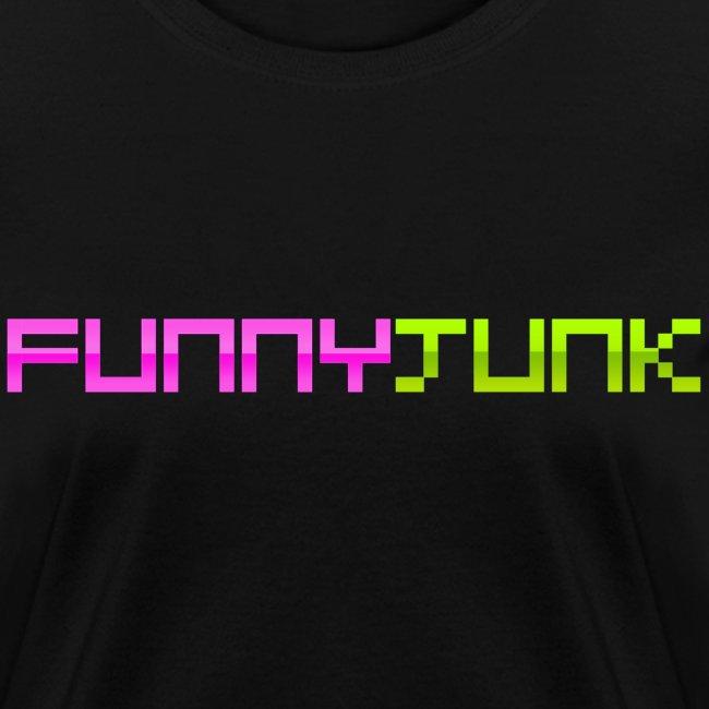 FunnyJunk Pixel Logo