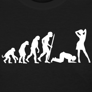 The end of Evolution Women's T-Shirts - Women's T-Shirt
