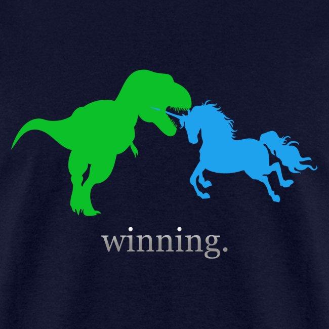 Unicorn Winning