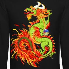 Flaming Dragon-Year Of The Dragon