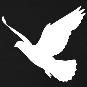 1 color - Dove Birds Flying Peace Freedom Nature T-Shirts - Men's Tall T-Shirt