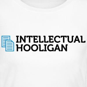 Intellectual Hooligan 2 (dd)++ Long Sleeve Shirts - Women's Long Sleeve Jersey T-Shirt