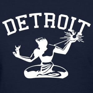 Spirit of Detroit - Women's T-Shirt