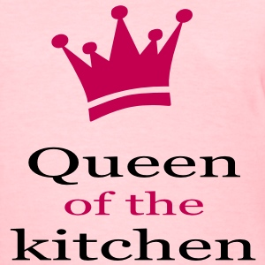 queen of the kitchen - Women's T-Shirt