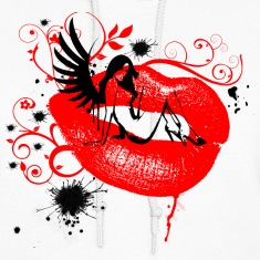 A Lippy Lady Graphic - Unisex