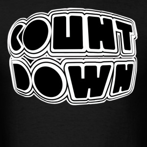 Count Down - Men's T-Shirt