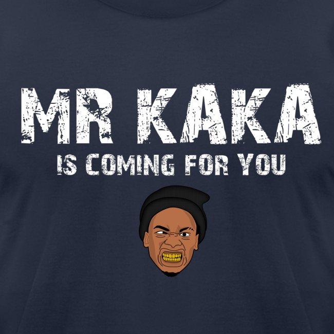 MR KAKA Cartoon