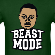 Design ~ Shady Beast Mode Shirt
