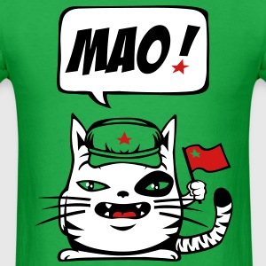 Communist cat T-Shirts - Men's T-Shirt