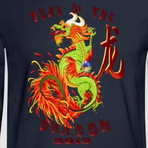 Year Of The Dragon-2012 - Men's Long Sleeve T-Shirt