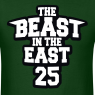 Design ~ Shady  The Beast In The East Shirt