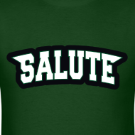 Design ~ Eagles - Salute Shirt