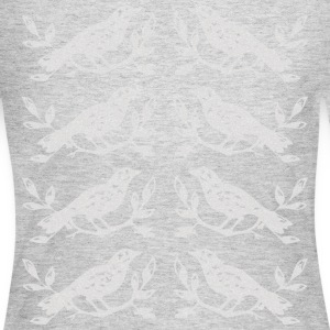Kantno Flock Of Birds - Women's Long Sleeve Jersey T-Shirt