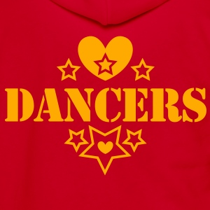 love dancers Zip Hoodies/Jackets - Unisex Fleece Zip Hoodie by American Apparel