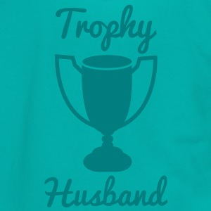 new trophy husband Zip Hoodies/Jackets - Unisex Fleece Zip Hoodie by American Apparel