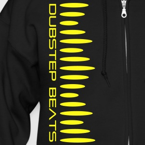dubstep Hoodies/Jackets - Men's Zip Hoodie