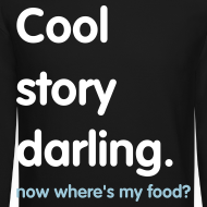 Design ~ cool story darling