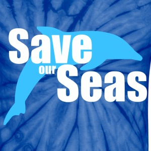 Save Our Seas (Tie-Dye)  - Unisex Tie Dye T-Shirt