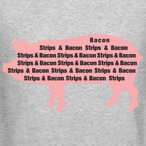 Bacon Strips - Crewneck Sweatshirt