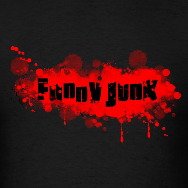 Red FunnyJunk Splatter