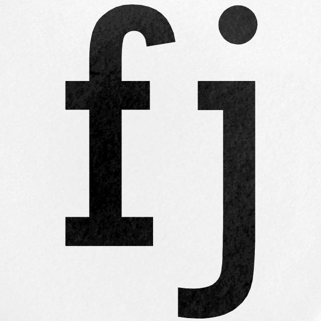 FJ Buttons Black