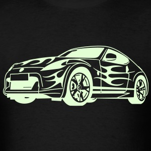 370z HD Vector T-Shirts - Men's T-Shirt