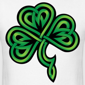 Shamrock HD Design T-Shirts - Men's T-Shirt