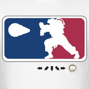 Ryu Haduken HD Design T-Shirts - Men's T-Shirt