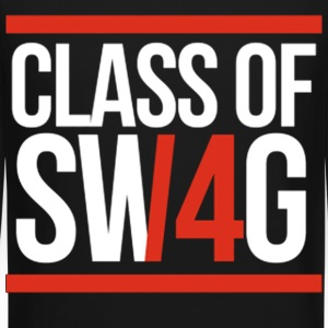 CLASS OF SWAG/14 (RED WITH BANDS)  Long Sleeve Shirts - Crewneck Sweatshirt