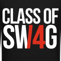 CLASS OF SWAG/14 (RED WITH NO BAND)  Long Sleeve Shirts