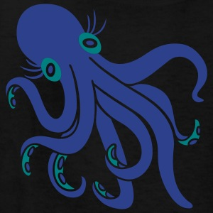 Great With 8 - Octopus Kids' Shirts - Kids' T-Shirt