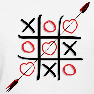 tic tac toe - Women's T-Shirt